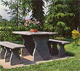 Willkommen bei marmorwerk josef prenn for Terrassentisch granit